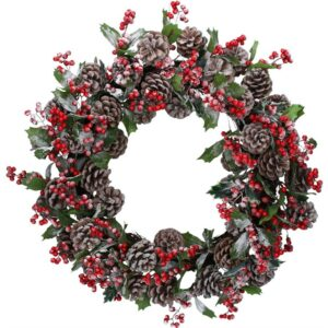 Gisela Graham Christmas Wreath