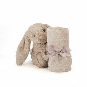 Jellycat Soother - Bashful beige bunny soother