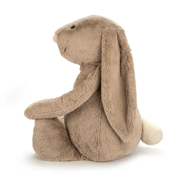 Jellycat Bunny - Bashful Beige Bunny side view