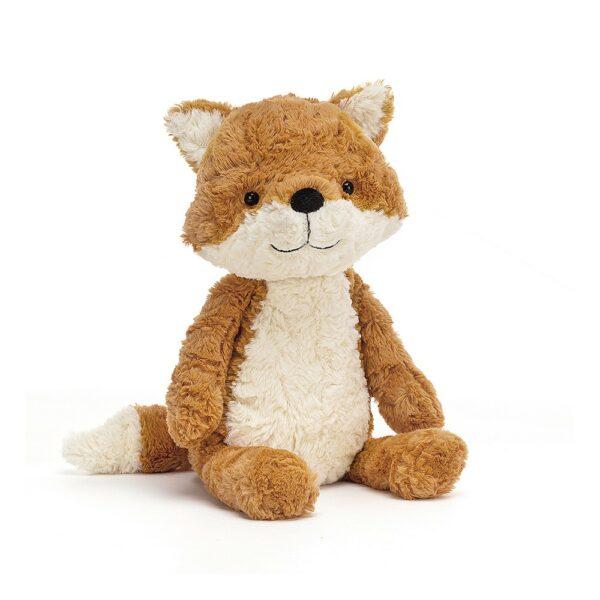 Jellycat Fox - Tuffet Fox plush Jellycat toy