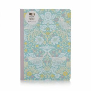 William Morris Gift - Blue Strawberry Thief Notepad