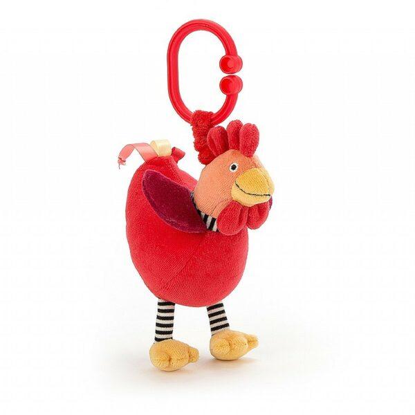 Jellycat Toy - Charlie Chicken Jitter