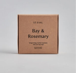 St Eval Bay & Rosemary Scented Tealights