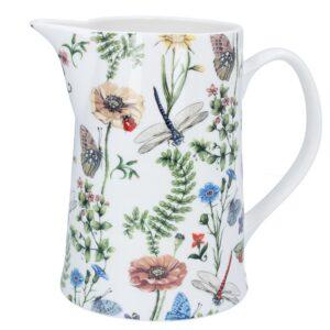 Gisela Graham - flora & fauna large jug