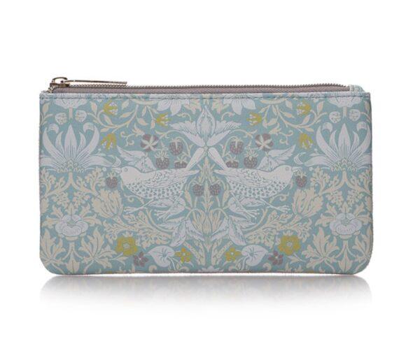 William Morris Gift - Blue Strawberry Thief Pencil Case
