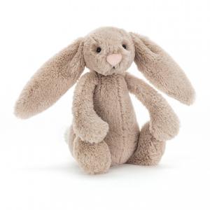 Jellycat Bunny - Bashful Beige Bunny small size