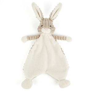 Jellycat Soother - Cordy Roy Baby Hare soother