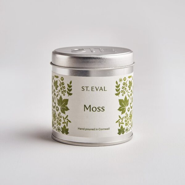 St Eval Moss Scented Candle
