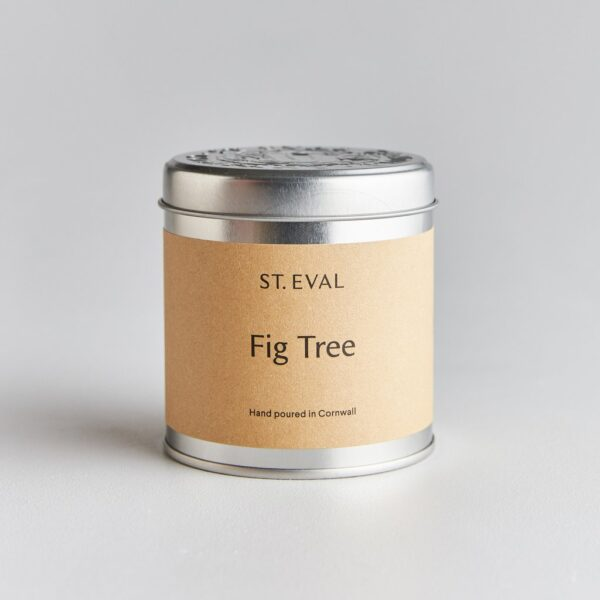 St Eval Fig Tree Scented Candle