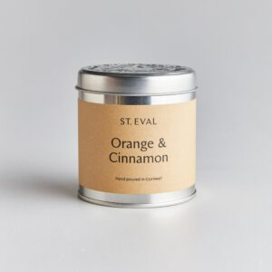 St Eval Orange & Cinnamon Scented Candle