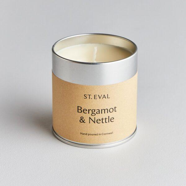 St Eval Bergamot & Nettle Scented Candle